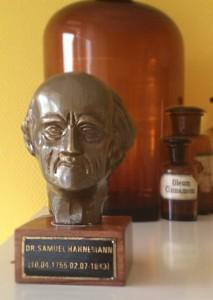 Hahnemann Grondlegger Homeopathie